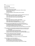 Psychology Test: Early Psychology and Psychodynamic Theory