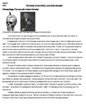 Psychology - The Story of Phineas Gage (Warm-Up / Bell Rin