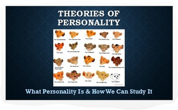 Theories of personality ppt video online download.