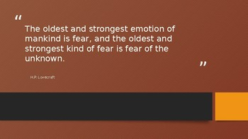 Psychology of Fear and Phobias