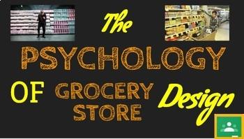 Psychology of Grocery Store Design - Free Google slides pr
