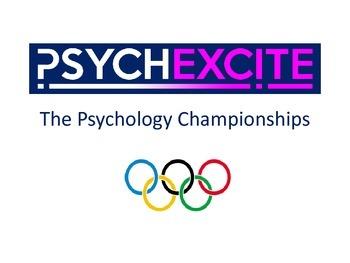 Psychology pentathlon championship