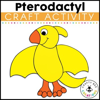 Pterodactyl Cut and Paste
