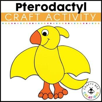 Dinosaur Craft {Pterodactyl}