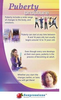 Puberty Brochure