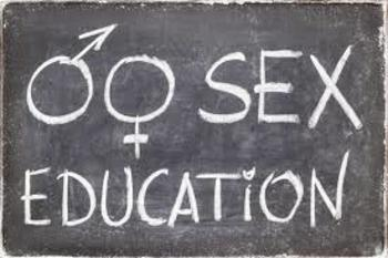 Puberty & Sexual Education Lesson