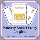 Puberty Social Story for Girls