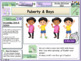 Human Development and Sexual Health - Puberty and boys