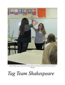 Tag Team Shakespeare(from Mr. Harper Makes Us Speak & Read Totally Good... er)
