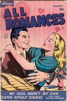 Public Domain Comics - Great for Graphic Design, History,