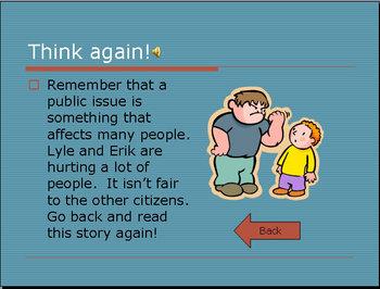 Public Issues Social Studies Unit