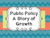 Michigan History: Public Policy Unit- Creating Student Pre