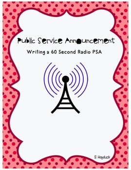 Broadcast Radio - Public Service Announcement