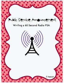 Broadcast Radio - Public Service Announcement