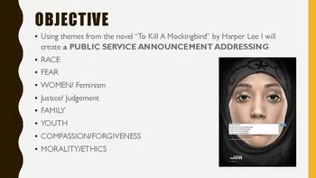 Public Service Announcement Project