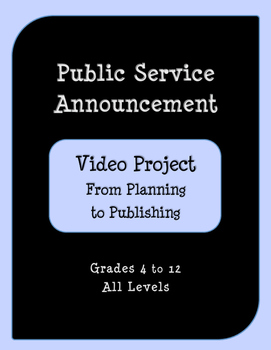 Public Service Announcement Video Project