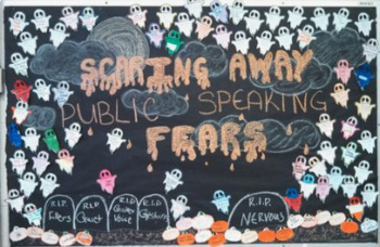 Public Speaking Bulletin Board