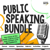 Public Speaking Bundle