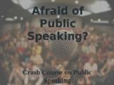 Public Speaking Crash Course