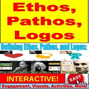 Public Speaking: Ethos, Pathos and Logos