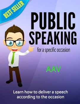 Public Speaking For A Specific Occasion