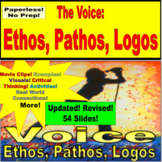 Ethos, Pathos, Logos in Pop Culture and the Real World