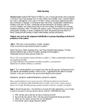 Public Speaking/Oral Interpretation
