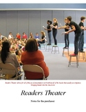 Readers Theater (from Mr. Harper Makes Us Speak and Read Totally Good... er)