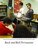 Rock n Roll Persuasion (from Mr. Harper Makes Us Speak & Read Totally Good...er)