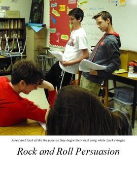 Rock and Roll Persuasion (Mr. Harper Makes Us Speak & Read