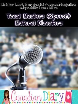 Public Speaking (Speech) Activity