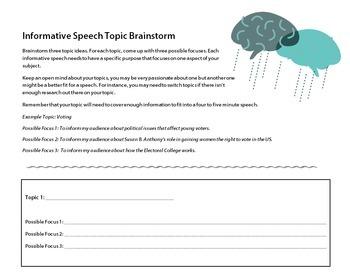 Public Speaking Unit Bundle -- 5 Speech Units