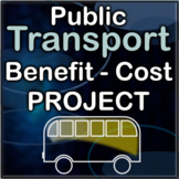Public Transport Easy Benefit-Cost Project