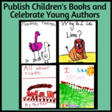 Publish Children's Books and Celebrate Young Authors