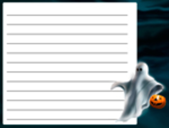 Publish Your Halloween Paragraphs