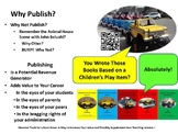Publishing Adds Value and Potentially Adds Revenue to Your Career