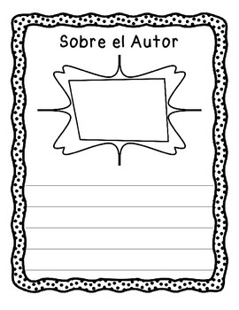 Publishing Pages for Writing Time {English/Spanish}