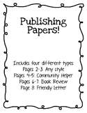 Publishing Papers