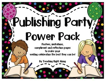 Publishing Party Power Pack