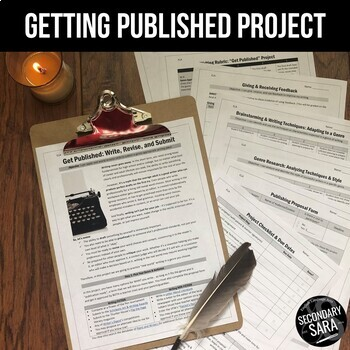 Publishing Project: The Ultimate Real-World Writing & Revision Project
