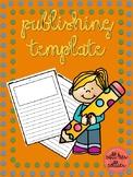 Publishing Template