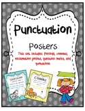 Puctuation Wall Posters