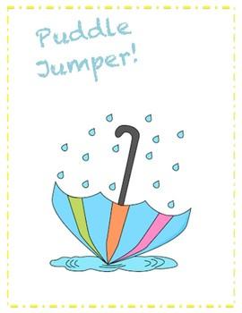 Puddle Jumper!