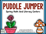 Puddle Jumper:  A Common Core Aligned Spring Math And Lite