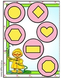 Puddle Jumpers Matching File Folder Games