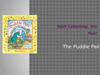 Puddle Pail Vocabulary Power Point