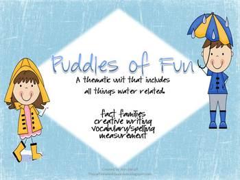 Puddles of Fun