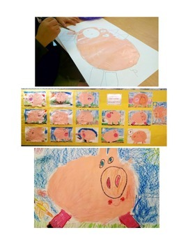 Pudgy Painted Piggies