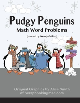Pudgy Penguin Word Problems