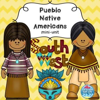 Pueblo Indians a Native American Tribe